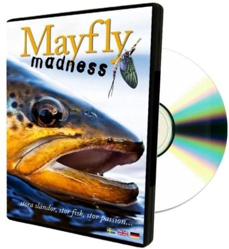 Ловля форели в период вылета подёнки / Mayfly Madness