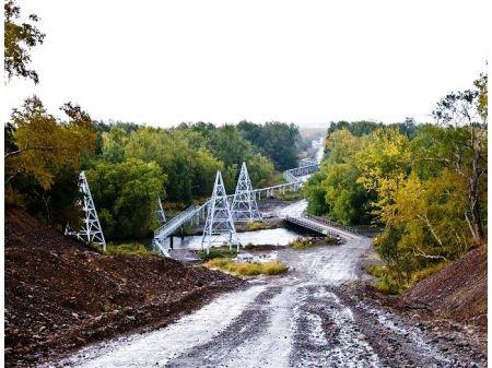 Дорога вдоль газопровода - Соболево - Петропавловск-Камчатский