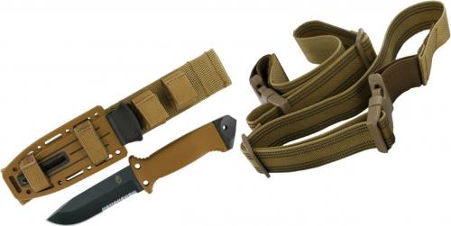 Gerber LMF II Infantry Knife MOLLE (Облегченная Модульная Система Переноски Снаряжения)