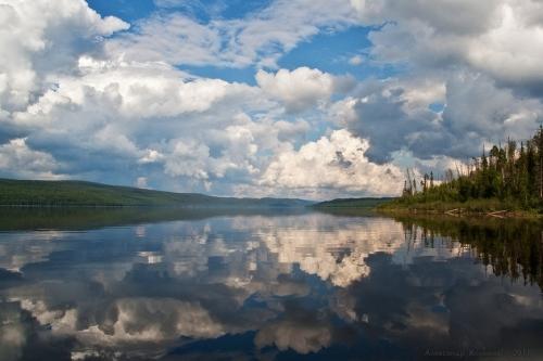 озеро Паанаярви
