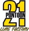 Воблеры Pontoon 21