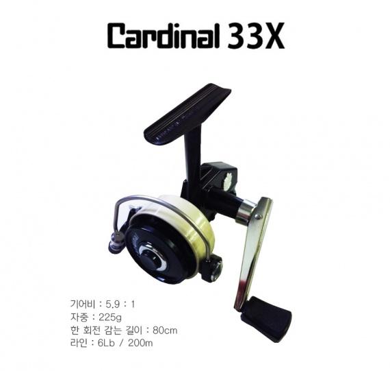 Cardinal 33X